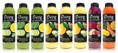 I started off the year right with my Living Juice Cleanse! I started with their three-day cleanse, extended it to an eight-day cleanse and lost 10 pounds. Colon Cleanse Detox, Natural Colon Cleanse, Natural Detox, Juice Cleanse, Healthy Cleanse, Detox Diet Drinks, Detox Juices, Diet Detox, Whole Body Cleanse