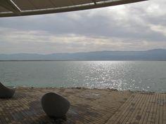 Мёртвое море. взгляд  на Иорданию