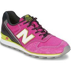 Buty sportowe damskie New Balance - Spartoo