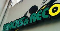 ジャマイカ / ウサイン・ボルトのレストラン「Tracks & records」Jamaica Kingston