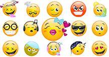 Love Emoticons, Smileys and Quotes Fb Smileys, New Emoticons, Facebook Emoticons, Animated Emoticons, Images Emoji, Emoji Pictures, Funny Pictures, Love Smiley, Imagenes De Amor