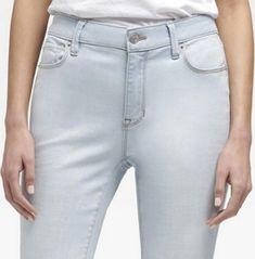 Джинсы DKNY Bermuda Shorts, Grey, Pants, Women, Fashion, Gray, Trouser Pants, Moda, Fashion Styles