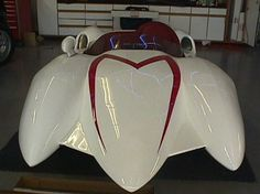 Front end of the Mach 5