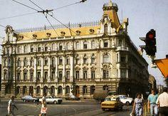 Dawid Lande. Kamienica Pinkusa przy ul. Spacerowej 1 (Kościuszki), na rogu ul. Zielonej, 1894 – obszerny gmach o formach neobarokowych, z narożnikiem zaakcentowanym kopułą