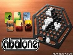 """Abalone  Android Game - playslack.com , Abalone - is a very intriguing board game for two players, asking  tactical and strategic evaluating . By the generalization it is a crossbred of brome, checkers, Russian national game """"Chapaev"""" and Japanese national battle """"sumo"""". Move the formation of the balls towards the opposition - attempt to take more beneficial point and to create quality in strength. move balls of your opposition out of the tract maximums stride by stride, but don't forget…"""