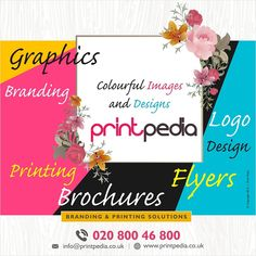 Printpedia specialises in customised design, branding and printing services in Aylesbury, Buckinghamshire and the rest of the UK. Letterhead, Printing Services, Flyers, Manchester, Business Cards, Compliments, Oxford, Logo Design, Branding