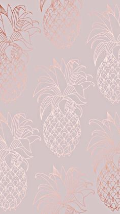 #pink #pineapple #design #aesthetic