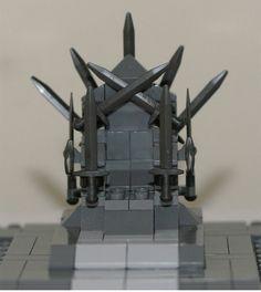 Lego Game of Thrones – Cenas de Game Of Thrones recriadas com Lego