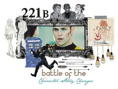 """""""Battle of the Character Story Changes shoutout!"""" by ellie-288 ❤ liked on Polyvore featuring art"""
