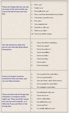 Different ways to say & Love You& in English - learn English,communication,vocabulary English Idioms, English Phrases, Learn English Words, English Lessons, English Vocabulary, English Language, English English, Writing Words, Writing Skills