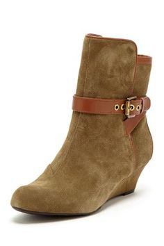 Alika Buckled Bootie  I LOVE THESE!! SO CUTE!!