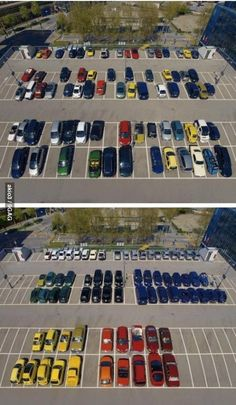 Funny OCD Pictures – 24 Pics - this is what I used to do when I played with matchbox cars lol Funny Shit, Haha Funny, Funny Cute, Funny Stuff, Funny Things, That's Hilarious, Disneyland, Memes Humor, Funny Memes