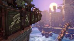 Gyazo - Bioshock Infinite City Wallpaper - Google Chrome