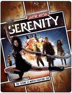 Steelbook Blu-rays: Serenity (Blu-ray + DVD + Digital HD), Doom (Blu-ray + DVD + Digital HD) or The Matrix 10th Anniversary (Blu-ray) $6.99…