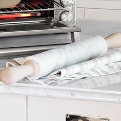 Marble Rolling Pin from Williams Sonoma