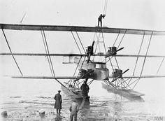 Friedrichshafen FF.60 experimental floatplane.