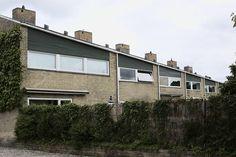 Arne Jacobsen - Søholm Housing, Klampenborg, 1950