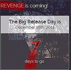 Revenge is coming 12/16/14!  REVENGE Book Trailer and More is here: http://paularosebooks.com/