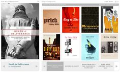 07/01/2013 This week on the homepage: Latest ReLit Award Winners, Sisters in CanLit, Books from CBC Canadian Writers to Watch List, Eden Mills Writers' Festival, 2013 Summer Books
