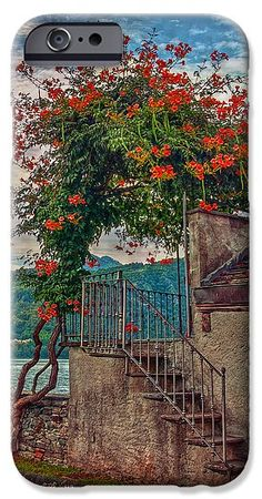Stairway To The Terrace IPhone 6s Case for Sale by Hanny Heim