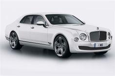 2014 Bentley Mulsanne 95 Edition