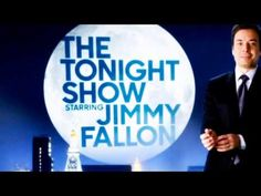 I love the new The Tonight Show Starring Jimmy Fallon - Theme Song