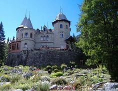 Castles in Aosta Valley, Italy