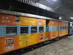 Train advertising services in India, Train advertising company India,Train advertising agency in Gujrat,Rajasthan,MP,Uttar Pradesh,Gurgaon,Bihar,Nagpur,Kerala