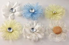 Tutorial: Flower of the Loom NEED TO BUY OR MAKE LOOM (INSTRUCTIONS INCL)