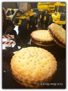A' Mag' Table: Biscuits comme des Princes