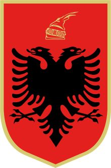 Coat of arms of Albania.svg