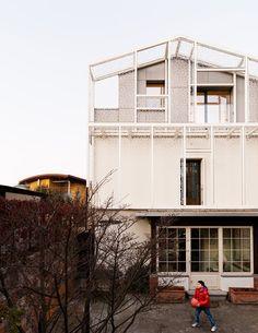 Vertical Garden House, Varese, 2016 - LCA ARCHITETTI