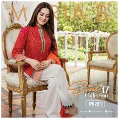 Eid Celebration #Love #Giving #Bright #Fuschia #Orange #PerfectCombo  #FullyEmbroidered # #Stitched #EidCollection #AimanKhan #MariaB #EidCollection17 #EidLawnCollection17  #ComingSoon #LaunchingSoon #PakistaniCouture #PakistaniFashion  ✨