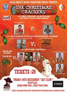 Boxing at Malta 14.12.2012