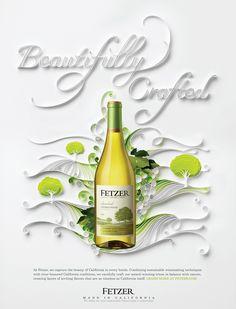 Fetzer Wines Rebranding