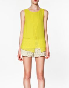 Bought this yellow blouse today, can't wait to wear it