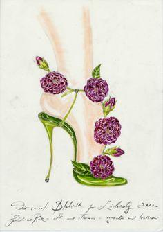http://honey-rider.tumblr.com/post/55283316885/manolo-blahnik-drawing