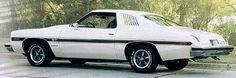 1974 Pontiac Lemans GT