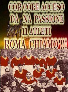 11 atleti ROMA chiamò