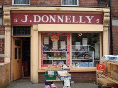Dublin Shop, Ireland