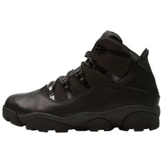 51085bbcb67359 Amazon.com  Nike Air Jordan Winterized 6 Rings Black Rustic Mens Shoes  414845-001  Shoes