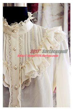 Surfacespell blouse