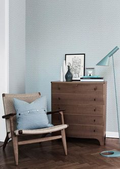 Ypsilon Wallpaper by Scandinavian Designers - Arne Jacobsen