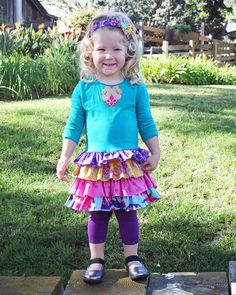 Hey, I found this really awesome Etsy listing at https://www.etsy.com/listing/120480912/layer-cake-t-shirt-dress-toddler-girls