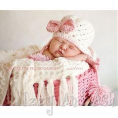 daisy baby ellie mae hat