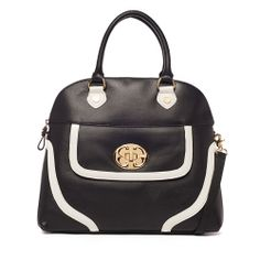 I love the Emma Fox Classics Dome Satchel from LittleBlackBag  *Get your 25% off here -> http://lbb.ag/b32a