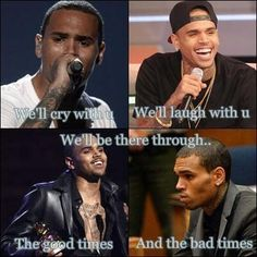 Team Breezy is always there.