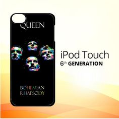 QUEEN BAND C0009 iPod Touch 6 Case