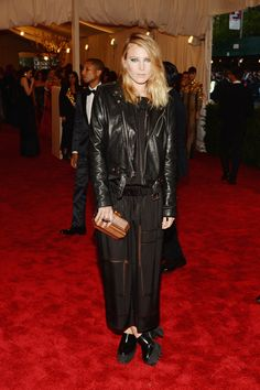 Dree Hemmingway in Stella McCartney, 2013