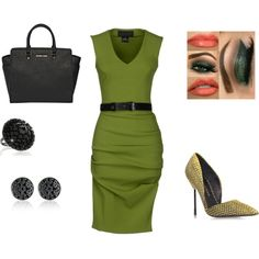 """""""Classy Work outfit"""" by missjack05 on Polyvore"""